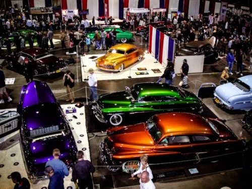 Mercury celebration at Sacto Autorama a few years back caught by John Lemoine, Customikes Dream Team Member =D .
