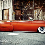 Scott Stricklands rad Chevy kustom shot by Scotto for Customikes All Rights Reserved