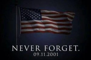 9/11,… I Will Never Forget…