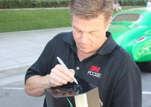Chip Foose. Our first signer of the Toolbox for Veterans