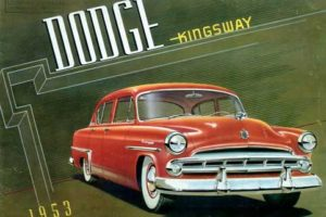 Awesome vintage auto brochure website =D