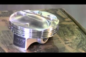 Forged Piston Manufacturing video from our friends at Wiseco =D