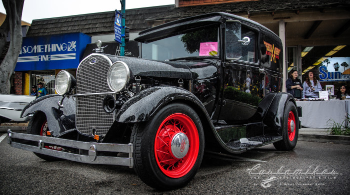 This Model A Delivery was a delight =D