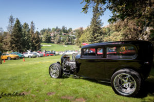 San Jose Country Club 5th Annual Concourse d' Elegance