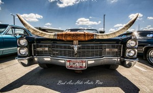 Black Caddy with a Texas Tude was shot and posted on FB by Royce Kugler