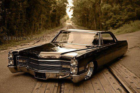 Awesome Cadillac shot by RSB Photography