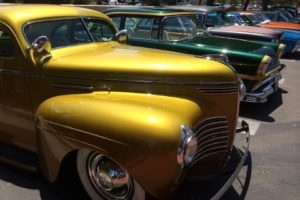 Cruisin' Nationals Drives Custom Cars To Santa Maria