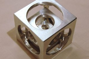 Got some spare machining time for a cube in a cube? =D