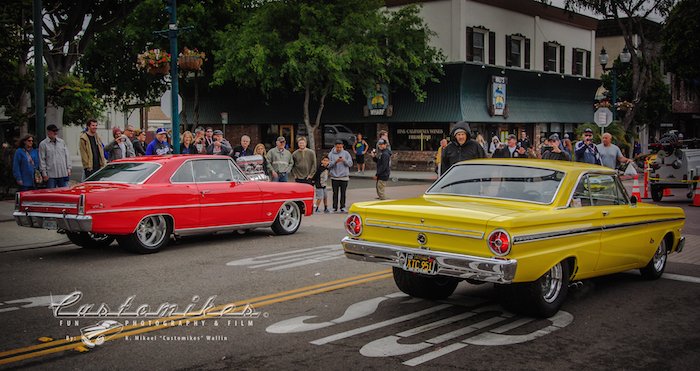 Seal Beach Car Show -15 shot by K. Mikael Wallin for Customikes all rights reserved