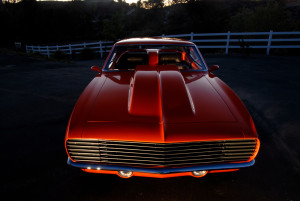 Shot by Peter Linney. See more here: http://autofocus.net/bob68camaro.htm