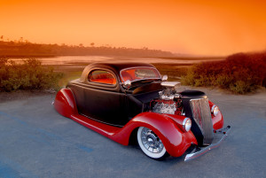 Shot by Peter Linney. See more here: http://autofocus.net/Ray40Coupe.htm
