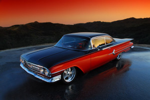 Shot by Peter Linney. See more here: http://autofocus.net/Ray60Impala.htm