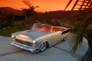 Shot by Peter Linney. See more here: http://autofocus.net/Tom55ChevyConv.htm