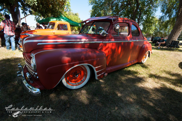 Fat Fendered 42 Ford Mild Kustom
