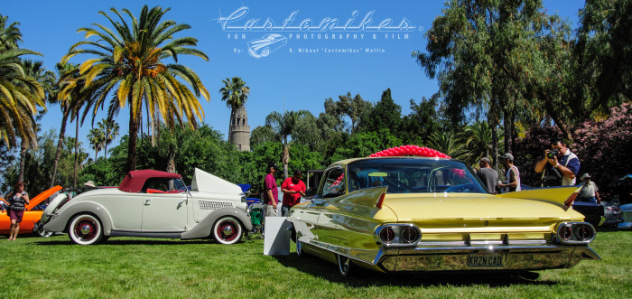 Crossroads Car Shows Benedict Castle Concourse for Teen Challenge