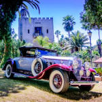 Best in show, Aaron Weiss, Cadillac, Benedict Castle Concours,