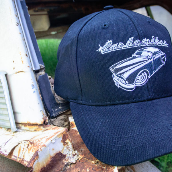 Customikes, hats, beanies, for sale, swag, baseball hat, 1959, Ford, thunderbird