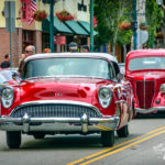 1953 Buick, convertible, ford street rod, cruising, cruisin, sun news, main street Seal Beach,