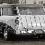 Fountain Valley Classic Car & Truck Show, Pete Haak, Chevy, 1956, 56,sanitary, Chevrolet, Nomad