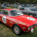 San Marino Classic, alfa, convertible, race cars, rally, carshow, lawn, lacy park concours, SMMC