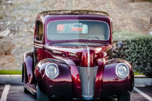 Kandied 1940 Ford Pick Up!
