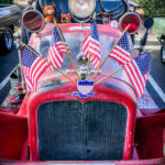 Church, car show, july, 4th, 2016, classic cars,firetruck, fire fighting equipment, hoses, boots, breakfast