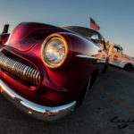 chevy, grill, candy paint, grill, tow truck, american flag, Scotto, Scott Strickland