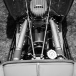 Understated, 32, 5 window, 1932, ford, coupe, louvered, flathead, v8 finned, air cleaner, traditional, hot rod, fender less,