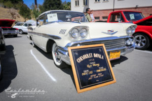 Kustom, Custom, - Johnny, John Lemoine, Customikes, Port Costa, 105 year old School House