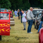 Hot rod, kustom , que, old warden, nsra, members, attendees,