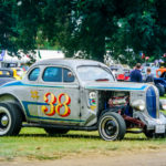 38, plymouth, 5 window, jalopy, style, race car,
