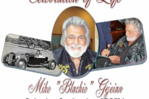 Blackie, RIP. Video's & Articles