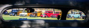Hotrods, kustoms, woodies, choptops, wagons, outriders picnic 2016
