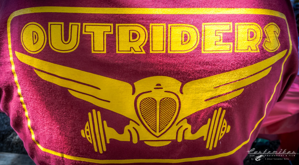 Outriders Car Club Logo